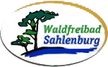 Waldfreibad Sahlenburg Logo